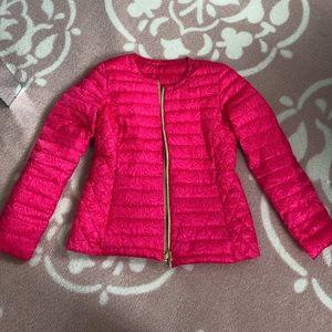 Lilly Pulitzer Pink Lilah Reversible Jacket